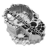 Car Clutch Housing, Aluminum Die Casting