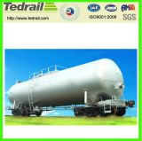 Freight Tank Cars with High Sealability