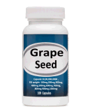 Accept Paypal Antioxidants Grape Seed Extract Powder Capsule Supplement