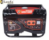 Super Silent 2.5kVA 168f Engine Power Gasoline Generator