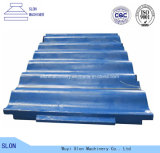 Keestrack B4 Jaw Crusher Spare Parts Jaw Plate with Superior Quality