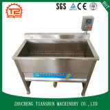 Stainless Steel 2 Tank 2 Basket Chip Fryer