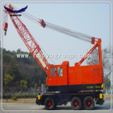 Shanghai Electric Mobile Tyre Crane Manufacturer