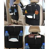 Standard Multi-Pocket Car Seat Back accessory