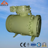 High Pressure Side Entry Trunnion Mounted Ball Valve (Q347F)
