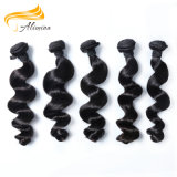 Alimina 100% Malaysian Loose Wave Virgin Hair Weaving Weft