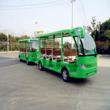 29 Seats Electric Trailer Sightseeing Bus (RSG-128A)