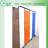 High Pressure Laminate Compact for Toilet Cubicle (HPL)