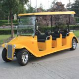 8 Seats Electric Old Classic Cars with CE (DN-8D)