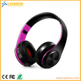 Super Sound Bluetooth Headphone with TF Card Slot and Microphone