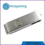Promotional Metal Twister USB Drive USB Flash Memory
