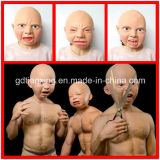 Horrible Party Mask Latex Horror Mask Crying Baby Mask