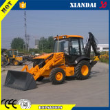 Xiandai Brand Backhoe Loader with Breaker (XD850)