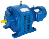 YCT SERIES THREE PHASE SPEED-ADJUSTING MOTOR WITH CE