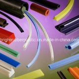 High Quality Customized Extruded Rubber Pipe