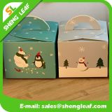 Beautiful Custom Lovely Shape Paper Packaging Hard Box (SLF-PB041)