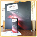 10FT Straight Tension Fabric Display Wall Promotional Displays