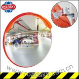 Parking Lots Rear View Traffic Security Curved Plastic Convex Mirror