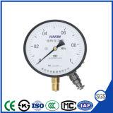 150mm teletransmission manometer pressure gauge with aviation