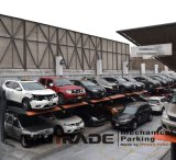 Automotive Car Parking Lift Equipment Hydraulic Stacking Parking System