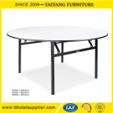 Hotel and Banquet Folding Round Restaurant Table