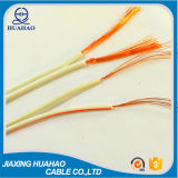 High Quality White PVC Speaker Cable with SGS Approved