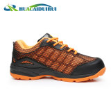 Outdoor Anti Smash Hiking Safety Shoes