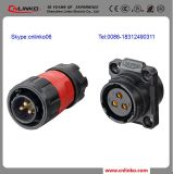 High Quality China Manufacturer Male Female Waterproof AMP Automotive Connector