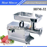 Electric Commercial Restaurant Machine Frozen Meat Mincer Hfm-32