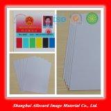 Inkjet Silver Plastic Sheet for Card Making Material