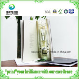 Customize Offset Printing Books with Slipcase for Advertisement