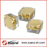 Petal Shape Cosmetic Empty Acrylic Cream Jar