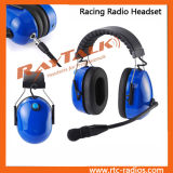 2-Way Radio Heavy Duty Headset for Racing Radio Headset