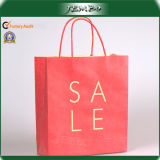 Paper Handle Printed Cheap Promotional Paper Shopping Bag