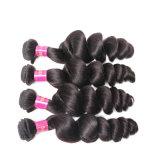 100% Virgin Human Hair Hair Weaving Extension Brazilian Hair Loose Wave Hair Wefts