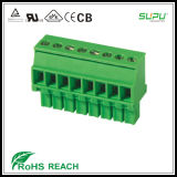 3.5/3.81mm Pitch 0.2-1.5mm2 Female Connector