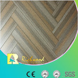 Household 8.3mm HDF Crystal Hickory Sound Absorbing Laminate Floor