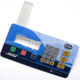Raised Buttons Membrane Switch Keypad