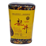 Gold Custom Tea Packing Box