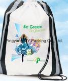 OEM Manufacturer Non-Woven Drawstring Backpack Advertising Bag
