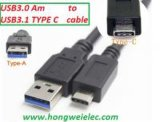 Tablet Computer USB 3.0 Am to USB 3.1 C Cable