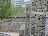 Galvanized Gabion Wire Mesh Box Manufacture