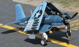 2.4G F4u RTF Adjustable Pitch Propeller Model Airplane