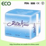 Anion Sanitary Napkin with Breathable Backsheet