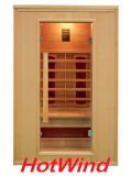 2017 Hemlock Far Infrared Sauna for 2 Person-Ap2