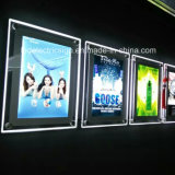 Ultra-Thin LED Crystal Photo Frame