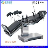 Patient Surgery Hospital Electric Medical Equipment Operating Room Tables