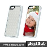 Promotional Personalized Sublimation Phone Cover for iPhone 5c White PC Cover (IP5K50)