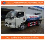 Dongfeng 4X2 5cbm 6cbm 8cbm Water Tank Truck