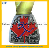 2016 Toronto Half Marathon Medal